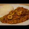 PICADILLO DE CARNE CUBANO