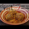 CURRY ROJO CON ALBÓNDIGAS