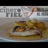 RECETA DE MERLUZA AL HORNO