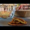 TORTA DE ACEITE CON PLÁTANO Y MANZANA