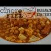 RECETA GARBANZOS CON CHISTORRA