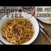 ONE-POT CARBONARA