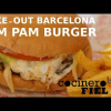 TAKE-OUT BARCELONA #2 PIM PAM BURGER