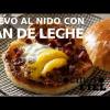 HUEVO AL NIDO CON PAN DE LECHE