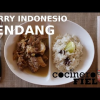 CURRY RENDANG DE INDONESIA