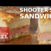 SHOOTER'S SANDWICH O BEEF WELLINGTON SIN HORNO