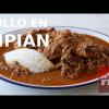 POLLO EN PIPIÁN