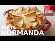 TARTA NORMANDA