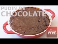 PUDIN DE CHOCOLATE