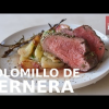 SOLOMILLO DE TERNERA AL HORNO