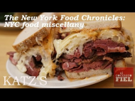 The New York Food Chronicles: NYC food miscellany