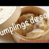 Receta de dumplings de sopa