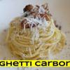 Lo mejor que les puede pasar a unos spaghetti carbonara