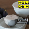 HELADO DE HIGOS CASERO