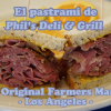 El Pastrami de Phil's Deli & Grill, The Original Farmers, Los Angeles CA