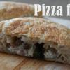 Pizza napolitana fritta