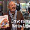 Breve entrevista a Karlos Arguiñano