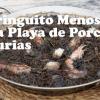 Chiringuito Menos Mal en la Playa de Porcía, Asturias