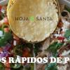 """Tacos rápidos de pollo y presentación en Hoja Santa de """"elBulli, historia de un sueño"""""""