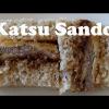 Sandwich japonés o Katsu Sando