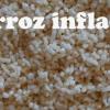 Cómo preparar arroz inflado