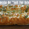 La Focaccia de Salt Fat Acid Heat