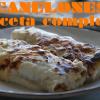 Canelones rellenos de pollo caseros receta completa